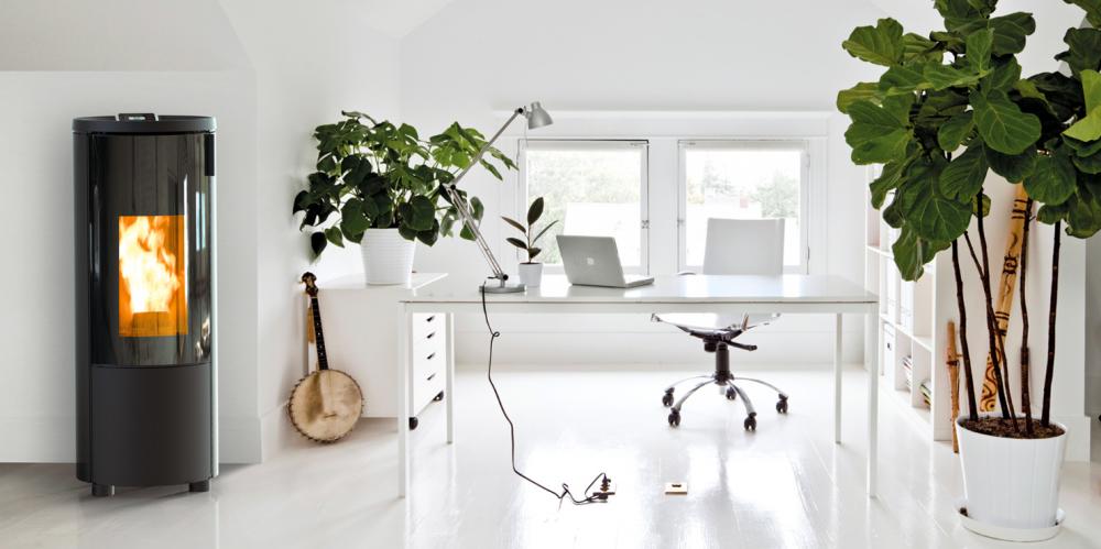 po les pellets thermorossi greenevolutionsprl. Black Bedroom Furniture Sets. Home Design Ideas