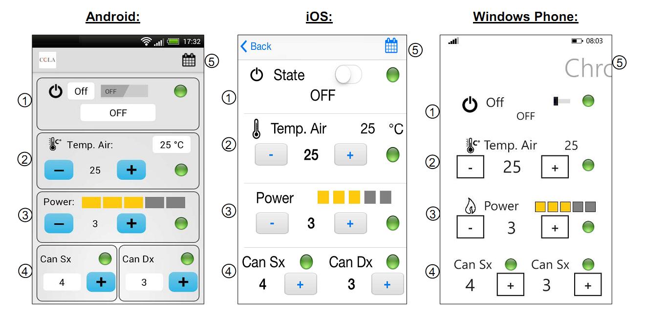 Option WIFI App poêle a pellets