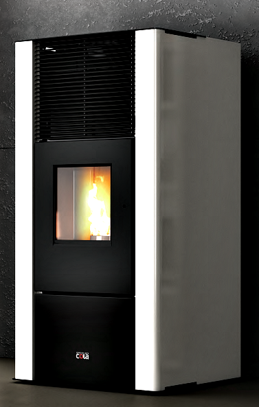 Energyca 30S Thermo Poêle à Pellets hydro
