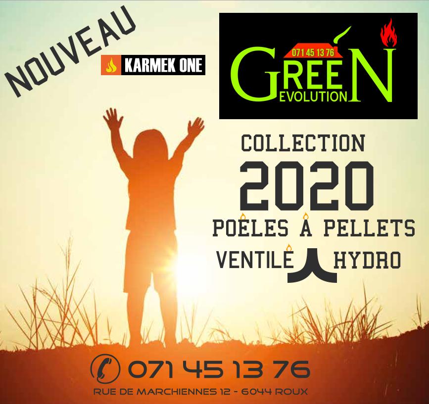 Nous avons le plaisir de vous présenter notre nouvelle collection KARMEK ONE 2020.