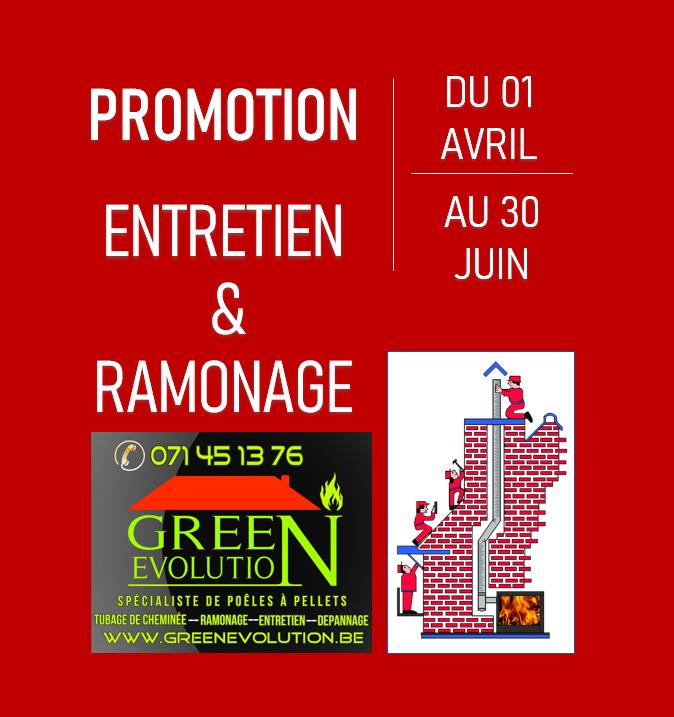 PROMOTION ENTRETIEN & RAMONAGE 2021