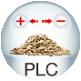 Pellet Level Control Règle la quantité de pellets à faire tomber dans la chambre de combustion.