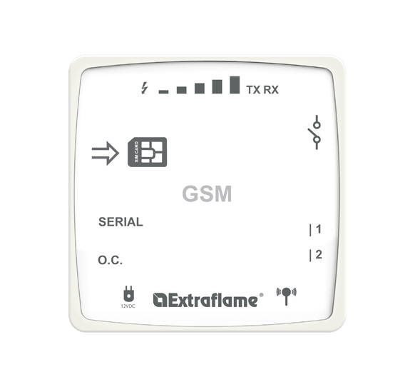 Module gsm box Extraflame