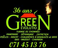 GREENEVOLUTIONSPRL Logo