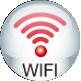 Wi-Fi Le produit peut être connecté de série à un réseau internet, déjà présent dans le local, pour dialoguer avec l'application Extraflame « Total Control 2.0»