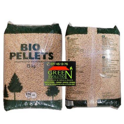 Pellets Bio granules des bois