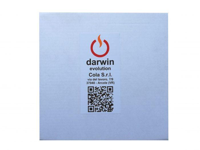 Darwin Kit WIFI Cola Poêle a granulé
